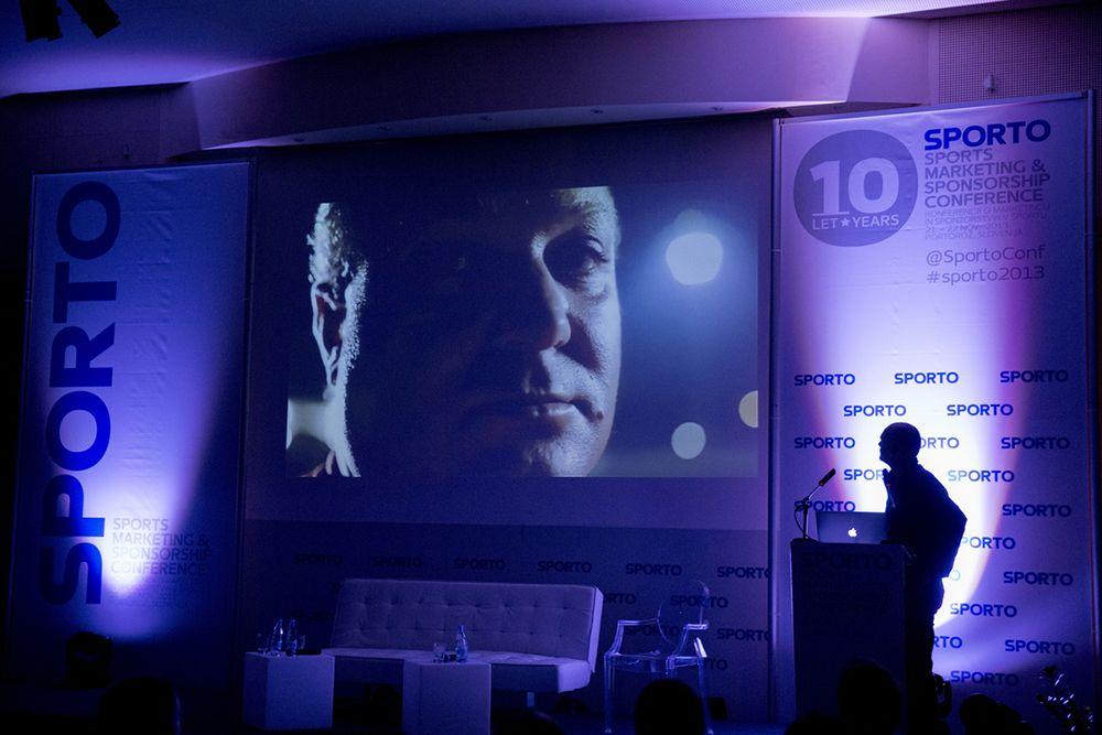 SLO, Sporto 2013 - sports marketing and sponsorship conference
