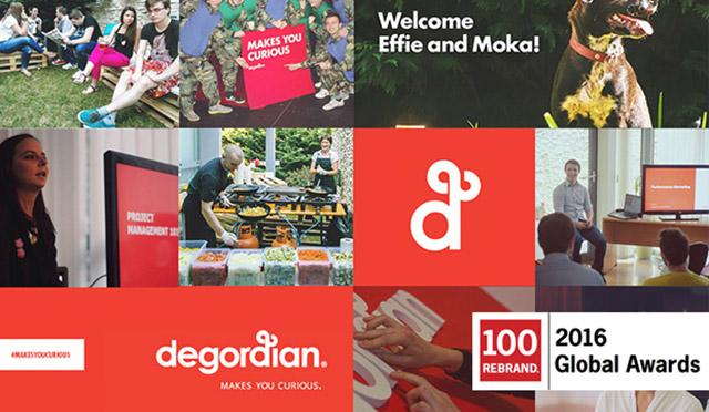 degordian rebrand